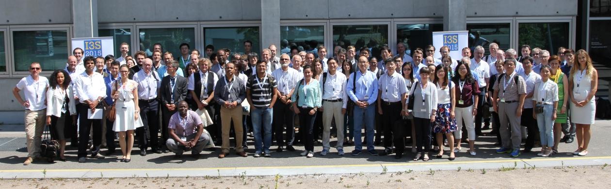 I3S participants