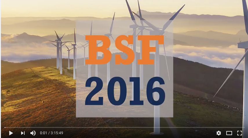 BSF2016 VIDEO